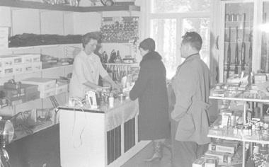 Nykäsen Kone ja Urheilun avajaiset vuonna 1962